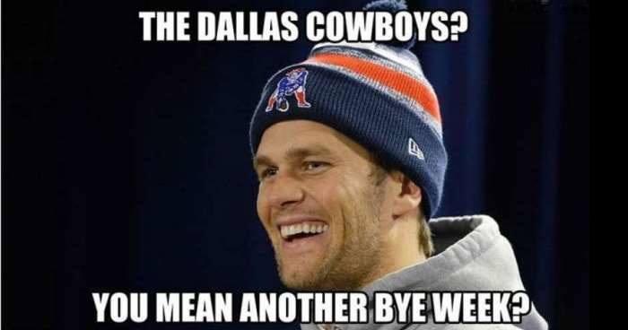 Funny Nfl Memes Bye Week