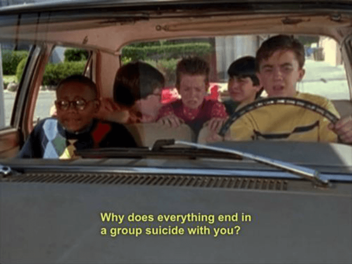 Group Suicide