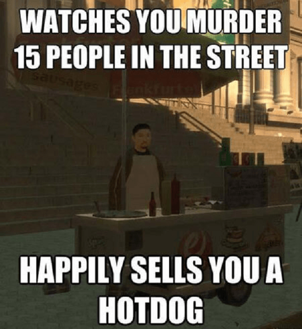 Gta Hot Dog