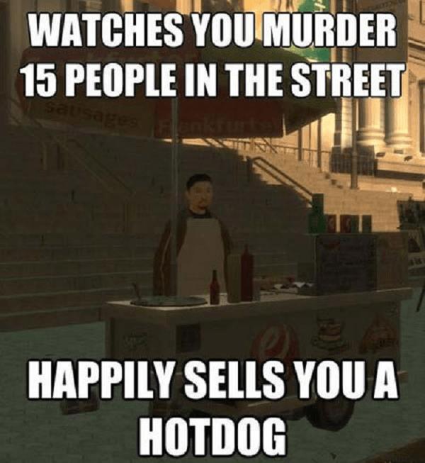 Gta Hot Dog