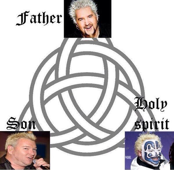 Guy Fieri Memes Trinity