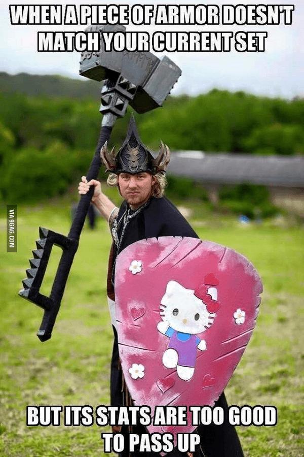 Hello Kitty Shield