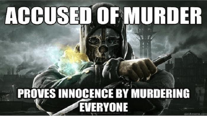 Innocence By Murder