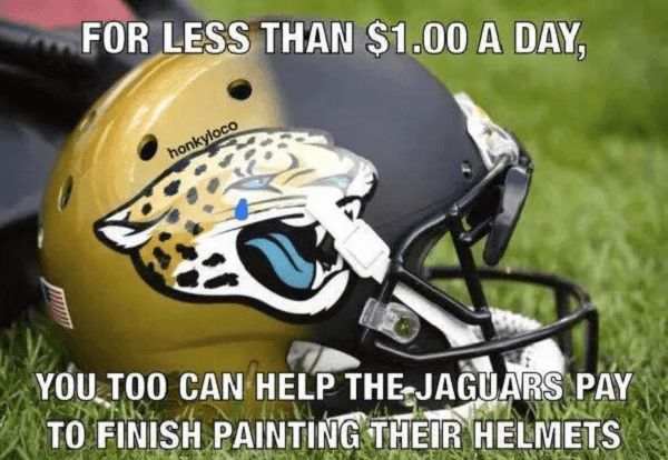 Jaguar Helmet Paint