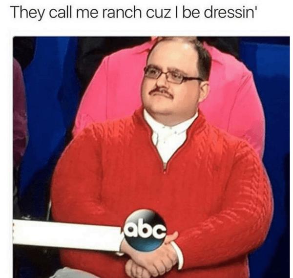 Ken Bone Memes Ranch