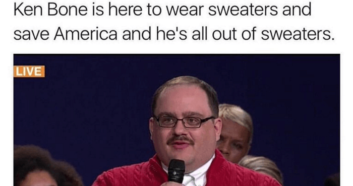 Image result for ken bone memes