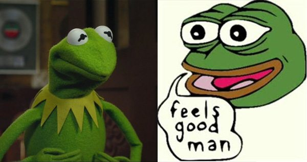 Kermit And Pepe