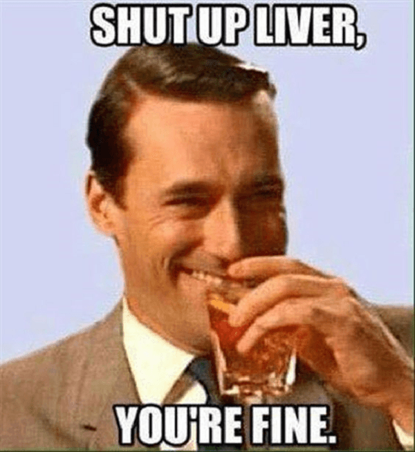 Liver Youre Fine