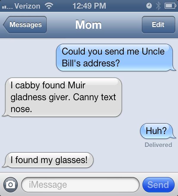 Lose Glasses
