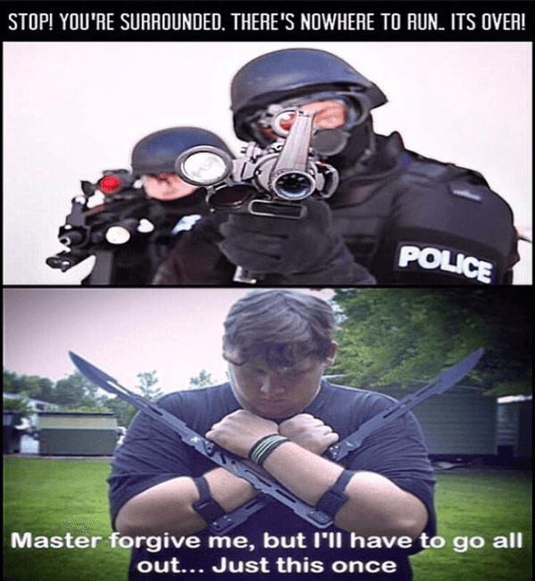 Master Forgive Me