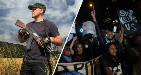 Militia Man Riots