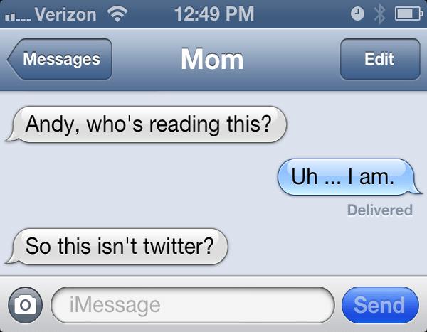 Mom Twitter