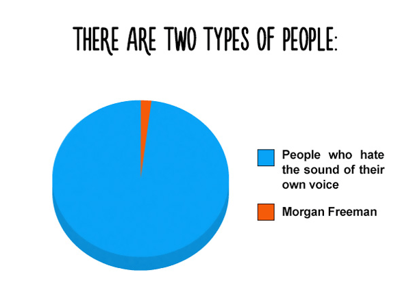 Morgan Freeman Voice