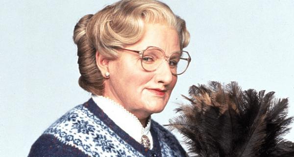 Mrs. Doubtfire Ex