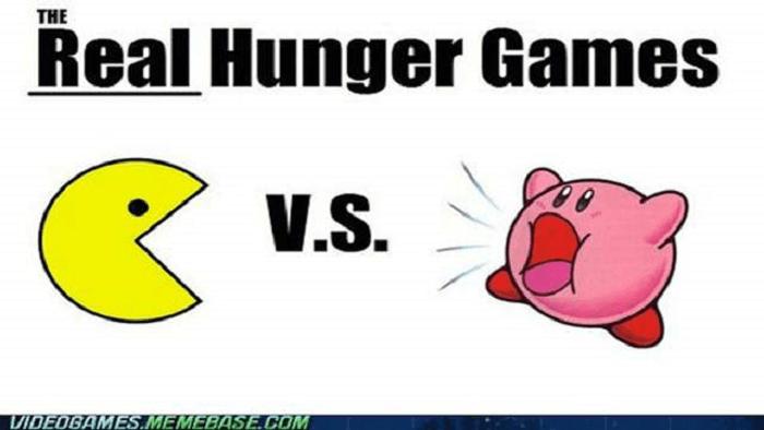 Pacman Vs Kirby