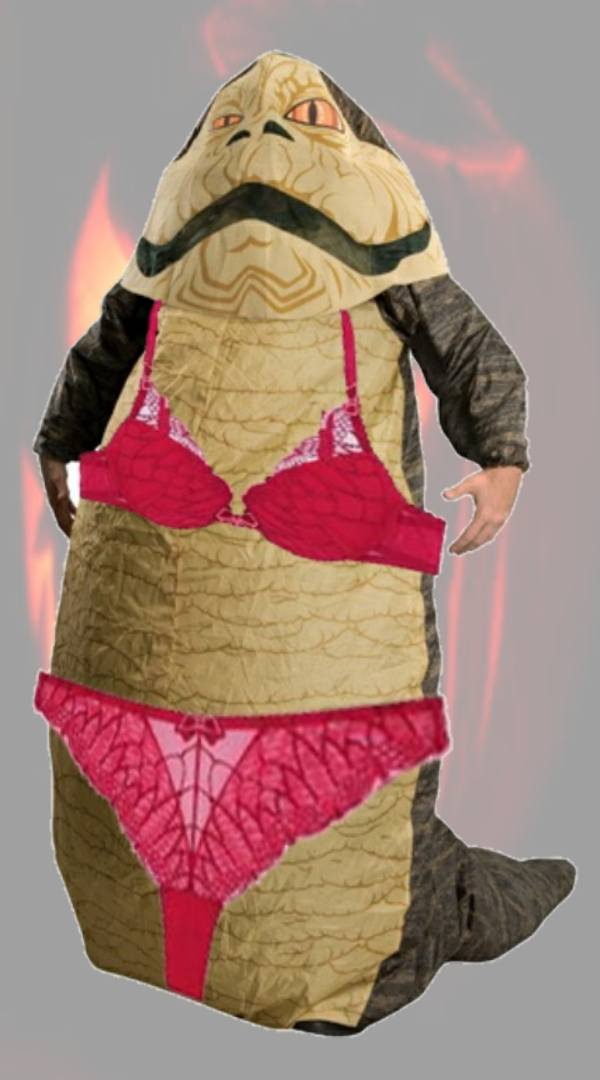Sexy Jabba