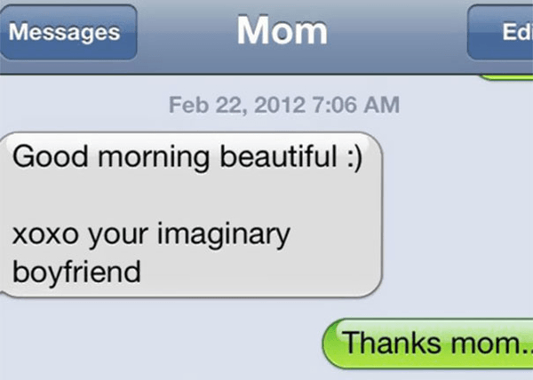 Sweet Mom Texts