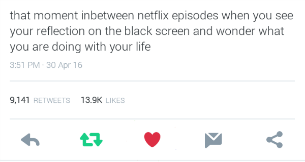 Tv Reflection 2meirl4meirl