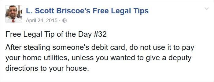 Use Debit Card You Stole Properly