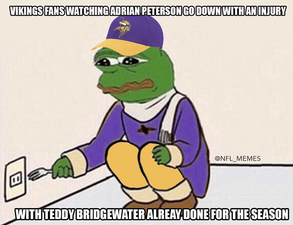 Vikings Peterson Hopeless