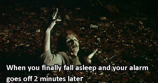 Waking Up Zombie
