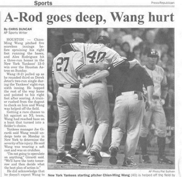 Wang Hurt