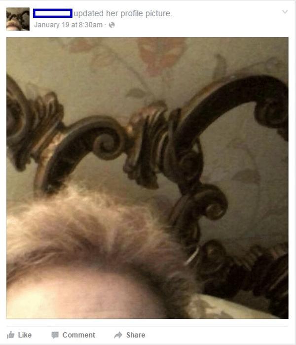 3grandma Selfie Fail