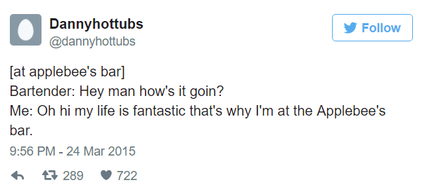 53 Relatable Tweets That Are The Totality Of Our Existence