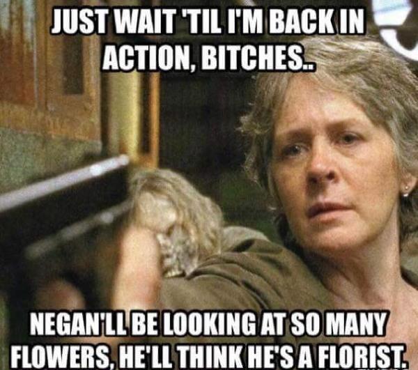 Badass Carol