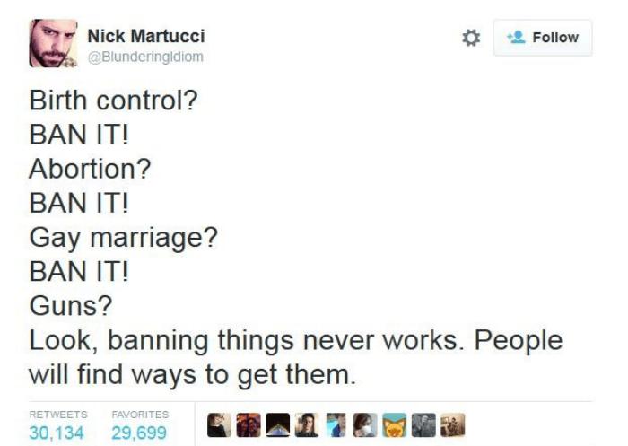 Ban Everything