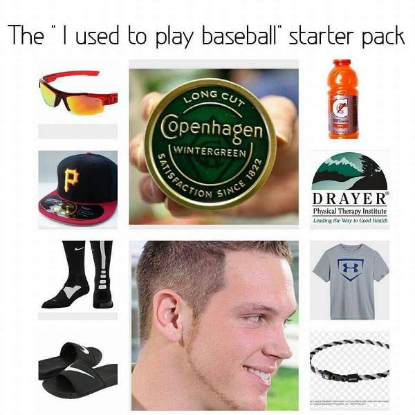 Baseball Starter Pack