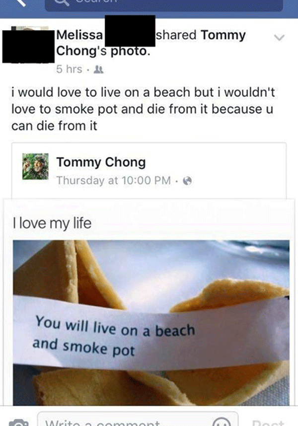 Beach Pot Death