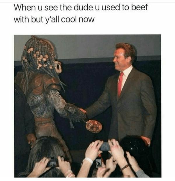 Beefing