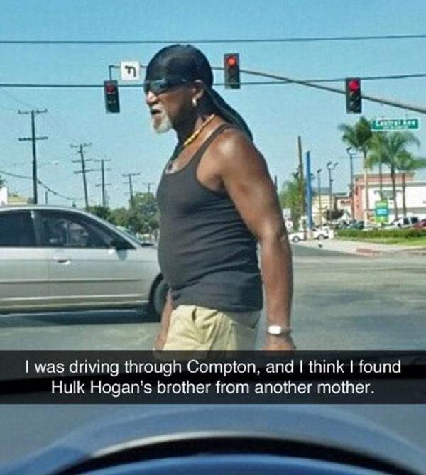 Black Hulk Hogan