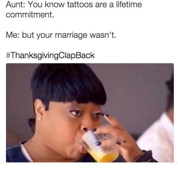 But Your Marriage Wasnt