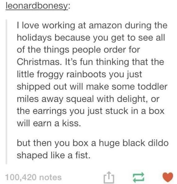 Christmas Packing