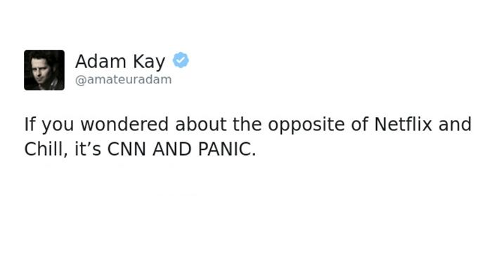 Cnn And Panic