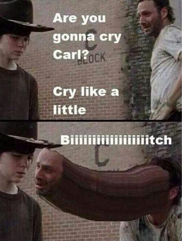 Crying Carl