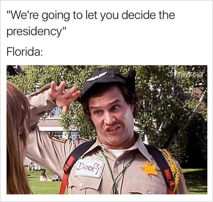 Decide The Presidency