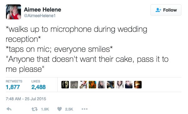 Funny Cake Lover