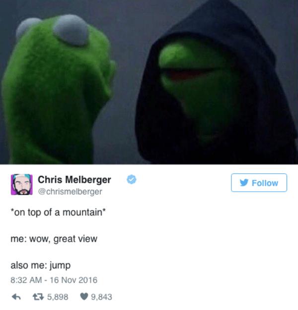 Funny Evil Kermit Memes