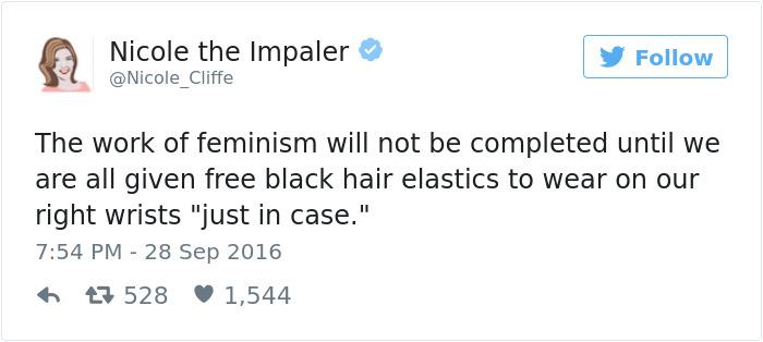 Funny Feminist Jokes For Cases Like These