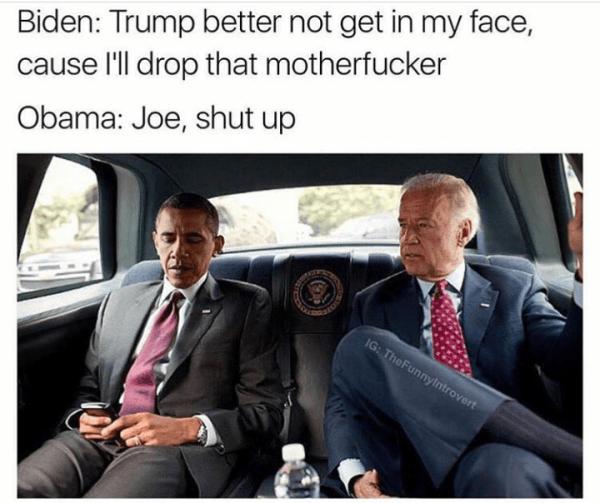 Funny Joe Biden Memes