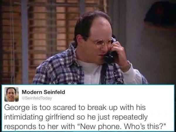 Funny Modern Seinfelds