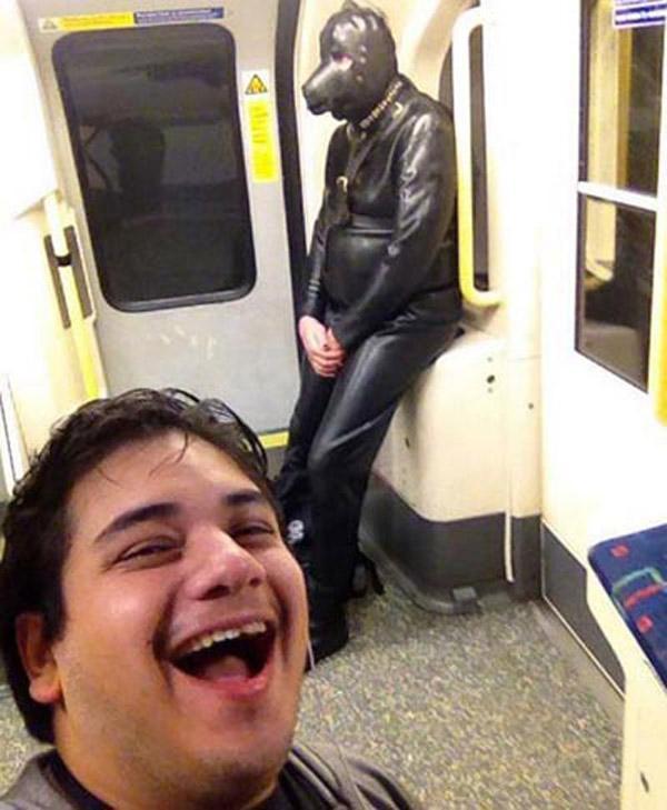 Gimp Selfie