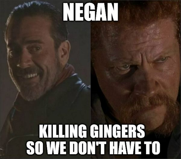 Ginger Killer