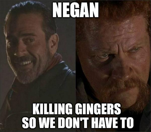Ginger Killer