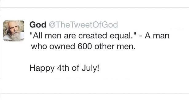 Gods Tweets