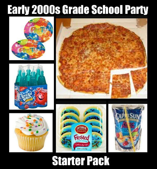 Grade School Party