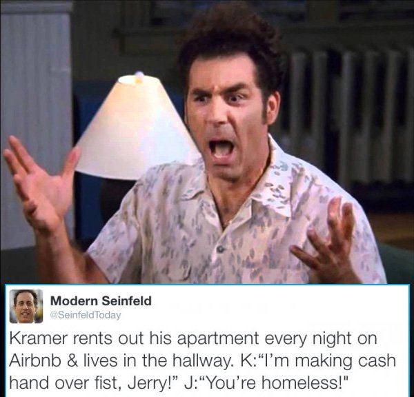 Hilarious Modern Seinfelds